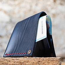 Peňaženky - Peňaženka dolárovka - čierna - 7166002_