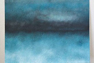 Obrazy - moja búrka - 7168918_