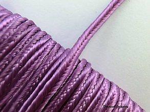Galantéria - Sutaška - fialová - 7166420_