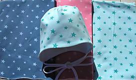 Detské čiapky - Čiapočka pre kojencov - 7169175_
