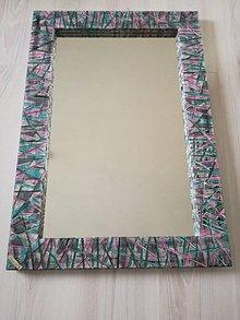 Nábytok - Dokonalo nedokonalé zrkadlo - 7168727_