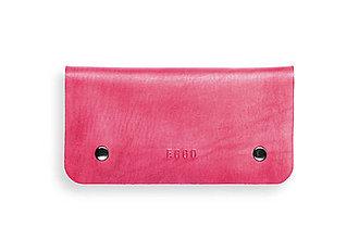 Peňaženky - Eggo peňaženka Smith L ružová - 7167602_