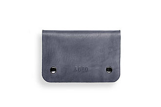 Peňaženky - Eggo peňaženka Smith M šedá - 7167811_