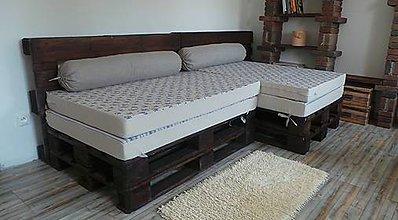 Úžitkový textil - Ukážka našej práce - matrace na paletové sedenie - 7166781_
