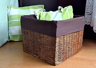 Košíky - Čokoládový box IVLO / ks - 7167111_