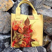 Veľké tašky - Na listech podzimu... - 7170769_