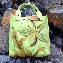 Veľké tašky - Něžný květ... - 7171124_