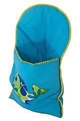 Textil - spací vak Bambula pre novorodencov- akcia -30% - 7174656_