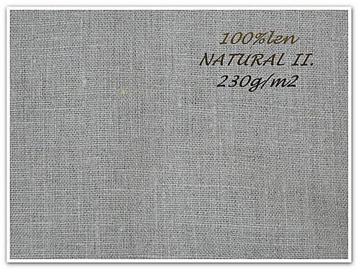 100% len NATURAL II.