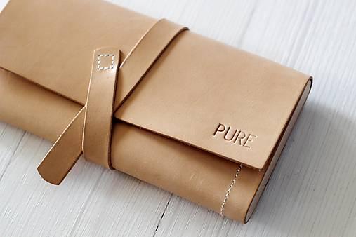 Dámska peňaženka WALLET (NATURAL)