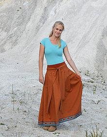 Sukne - Sukňa Cinnamon - 7176165_