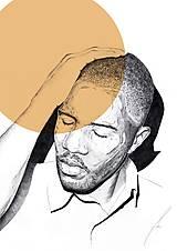 Kresby - Frank Ocean print - 7178236_
