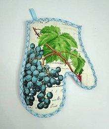 Úžitkový textil - Hroznová - 7182064_