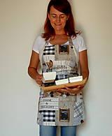 - Zástera Kuchyňa patchwork - 7180722_