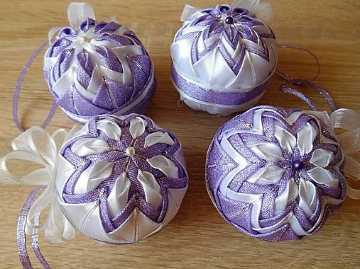 ff5c5cb9f Vianočné gule II. / ViKa-patchwork - SAShE.sk - Handmade Dekorácie