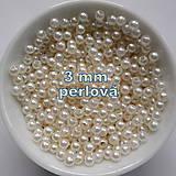 - GLANCE plast 3mm-perlová-10g - 7179374_