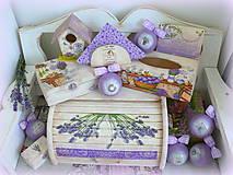 Chlebník Lavender a jeho rodinka :)