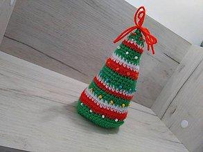 Dekorácie - Vianočný stromček - 7181287_