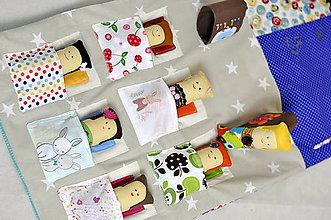 Hračky - Škôlka s odopínacími hračkami - 7185891_