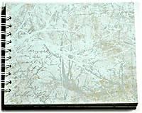 Papiernictvo - Vintage svadobný album BLISS 1 - 7184778_