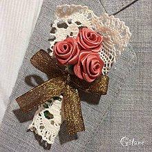 Pierka - Veľké svadobné pierka Creme - 7183488_