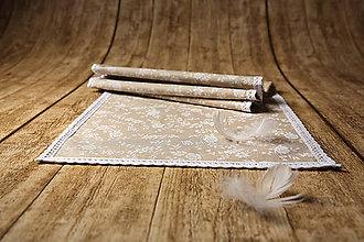 Úžitkový textil - Obrus štola 100 x 40 cm - 7185534_