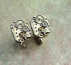 Šperky - Manžetové gombíky - 7188115_