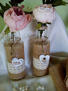 Dekorácie - Váza Vintage - 7189640_