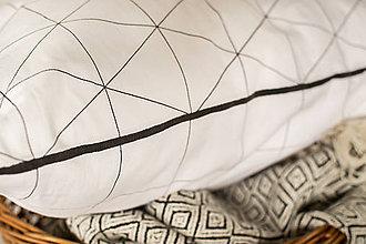 Úžitkový textil - geometric obojstranný - 7188400_