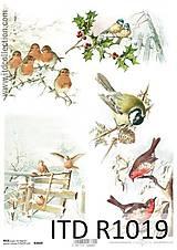 - ryžový papier vtáčiky - 7189422_