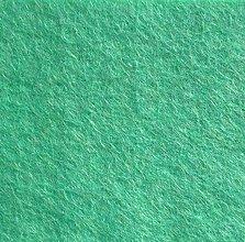 Textil - Rolka filc 180x30cm SEA GREEN - 7188069_
