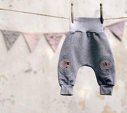 Detské oblečenie - Pro miminka - holčičí - 7189817_