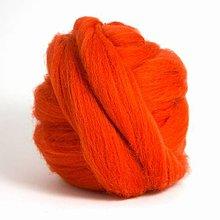 Textil - Merino vlna - 25 g (Begonia) - 7186925_