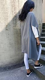 Iné oblečenie - Vesta Lenka - 7188458_