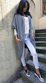 Iné oblečenie - Vesta Lenka - 7188459_