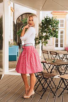 Sukne - Skládaná sukně Candy  - 7190890_