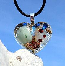 Náhrdelníky - Larimar * Kámen Meditace / Dokonalosti - 7195982_