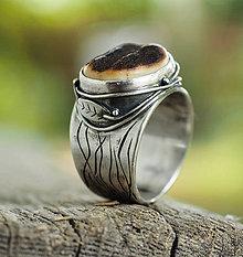 Prstene - Patrónka lesa - 7194584_