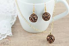Sady šperkov - Sada Bronze Pinch - 7194004_