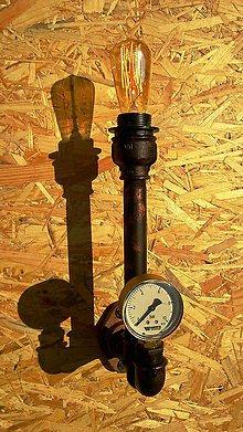 Svietidlá a sviečky - Industrial lamp - 7196066_