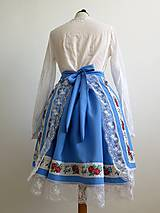 Sukne - folklórny dievčenský kroj - Piešťany II. - 7196242_