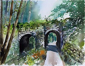 Obrazy - Most Pokúty II. - 7194635_