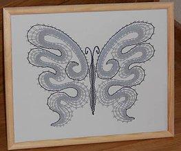Obrázky - Motýľ šedý - 7197643_