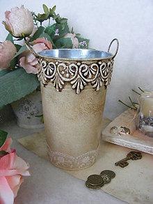 Dekorácie - Vintage váza ... - 7196981_