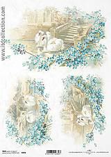 Papier - Ryžový papier ITD 974 - 7198034_