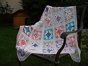 Úžitkový textil - Deka Janka - 7198917_