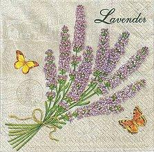 Papier - Servítka Lavender - 7203961_