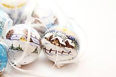 Dekorácie - Vianočné gule - 7201842_