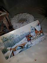 Obrázky - Obrázok Cesta zimnou krajinou - 7200585_
