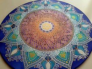 Dekorácie - Mandala uzdravenia tela i duše - 7202501_